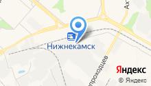Vika-M на карте