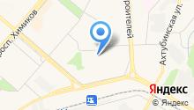 Нижнекамский педагогический колледж на карте