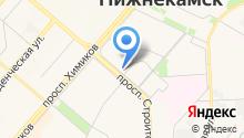 Бастион Прикамья на карте
