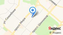 Начальная школа-детский сад №71 на карте