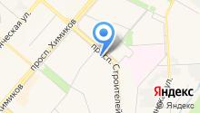 Апрайс на карте