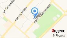 AutoParts на карте