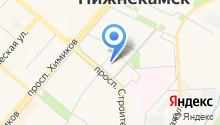 Департамент торгово-промышленной палаты Республики Татарстан на карте