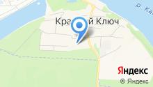 Красноключинская средняя общеобразовательная школа на карте
