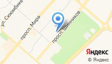 Др.Гараев на карте
