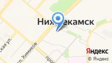 АСП-АКВА на карте