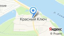 Церковь святого Иоанна Кронштадтского на карте