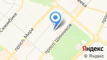 Комплексно-технический центр на карте
