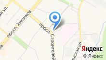 Комплексный музей города Нижнекамска, МУП на карте