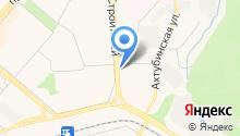 Бахетле-Агро на карте