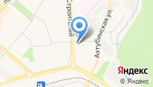 ДЭНАС МС на карте
