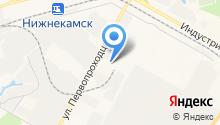 Домстрой-НК на карте
