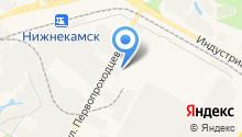 Ванн Ванныч на карте