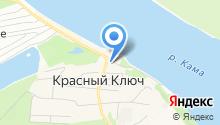 Закамское территориальное управление Министерства экологии и природных ресурсов Республики Татарстан на карте