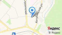 Нижнекамский институт информационных технологий и телекоммуникаций на карте