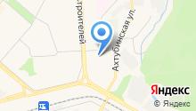 НИИТТ, Нижнекамский институт информационных технологий и телекоммуникаций на карте