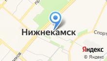 GARANT на карте
