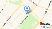 КамТехСтрой-НК на карте
