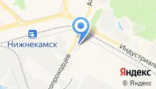 АвтоГазСервис на карте
