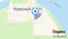 Автомобилист-Красный Ключ на карте