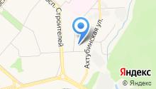 Земельное бюро Нижнекамского района и г. Нижнекамска РТ на карте