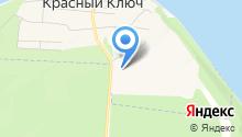 Актай на карте
