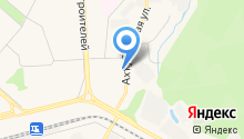 Pit Стоп на карте