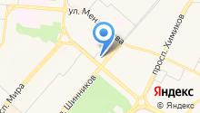 Камаприборсервис на карте
