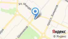 Жилищная инвестиционная компания-НК на карте