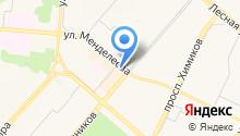Malina на карте