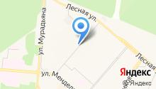 The Шаурма house на карте