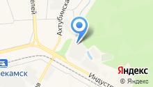 ГСИ-Гипрокаучук на карте
