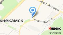 Казначей на карте
