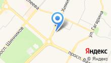 Ашамлык на карте