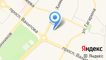 Varna на карте