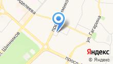 Банкомат, АКИБ АКИБАНК на карте