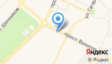 Банкомат, Банк Аверс на карте