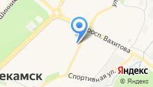 Varis на карте