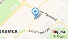 Нотариус Рустамханова А.Р. на карте