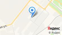 Керамзит-НК на карте