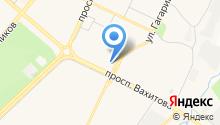 Аудит ТД-Гарант на карте
