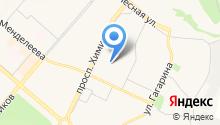 Единый расчетный центр на карте