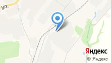 Каммеханомонтаж на карте