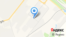 Заречье на карте