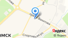 1-й Доступный на карте