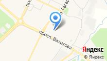 Детский сад №50, Ромашка на карте