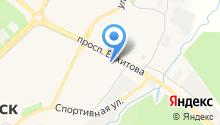 Взрослая библиотека №1 на карте