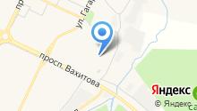Детский сад №36, Колобок на карте