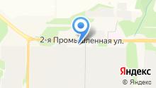 SkyLand на карте