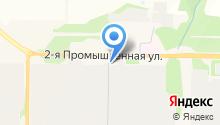 Банк Аверс на карте